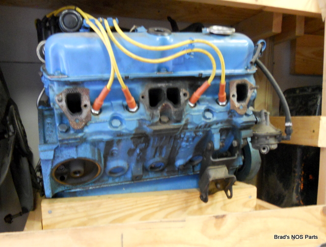Details about Mopar Performance Dodge 1971-74 360 BUILT engine and 727 ...