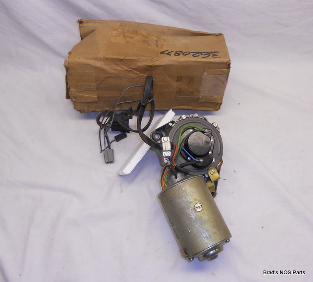 nos mopar 1973 1976 dodge dart plymouth duster variable 3 speed wiper motor ebay