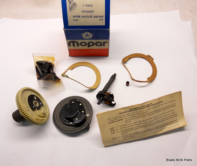 nos new mopar 1969 77 plymouth dodge chrysler 3 var spd