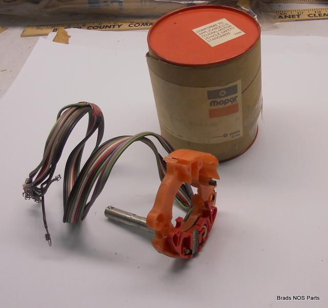 Mopar 1967 68 Chrysler Imperial Dodge Turn Signal Switch Assy w Tilt STRNG