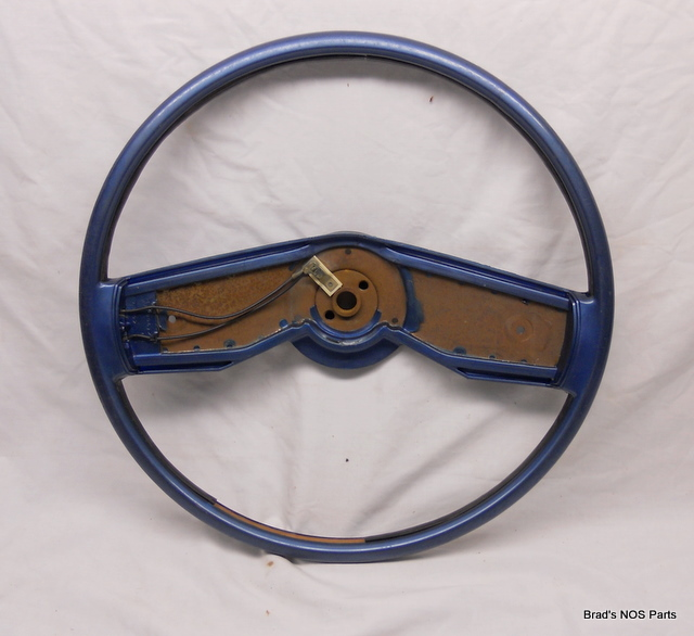 70 73 Plymouth Dodge Chrysler Imperial Steering Wheel
