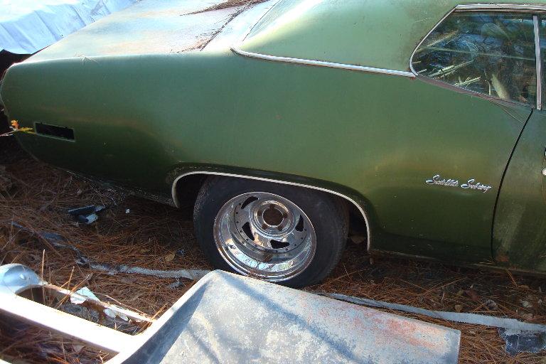 1967-1971 Plymouth GTX EVA Sound Deadener 4pc
