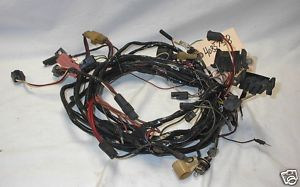 Dodge Ramcharger Wiring Harness from www.bradsnosparts.com